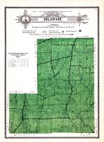 Delaware Township, Ripley and Franklin Counties 1921